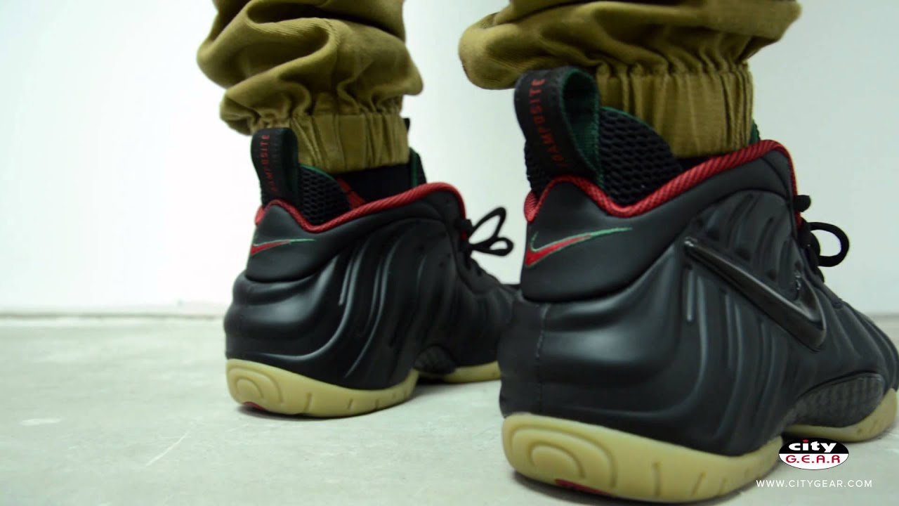 pretty nice f84a3 605b8 Nike Air Foamposite Pro Black and Red Shoe Review and On Feet Review
