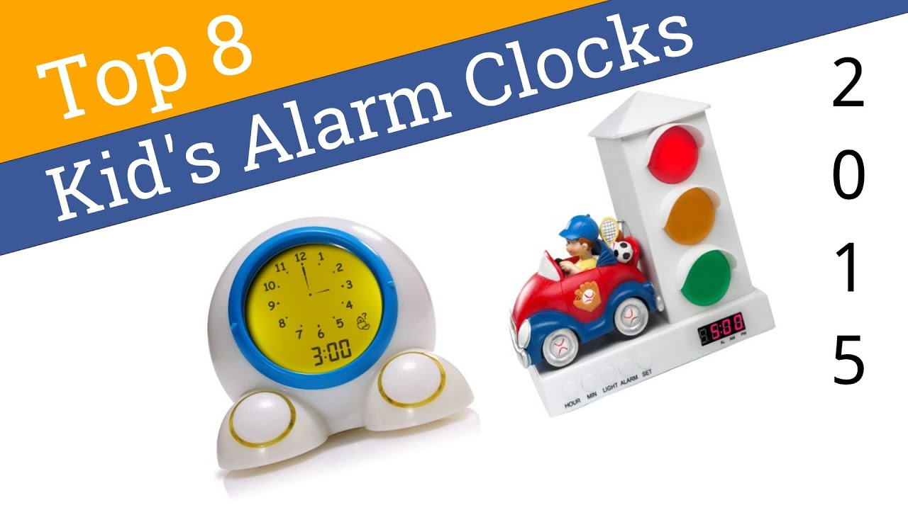 Best Kids Alarm Clock Room Kid