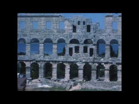 8mm Cine Archive - Late 1970s - Holidays to Yugoslavia and Malta