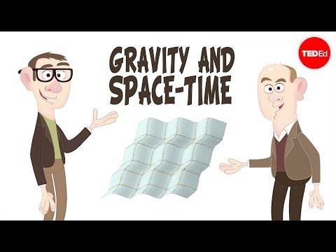 Video image: The fundamentals of space-time: Part 3 - Andrew Pontzen and Tom Whyntie
