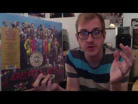 Album Review 50:  The Beatles - Sgt. Pepper