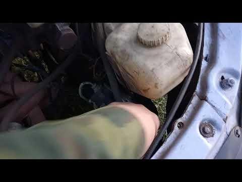 Расход газа на змз406