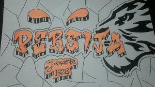 Grafiti Persija Jakarta