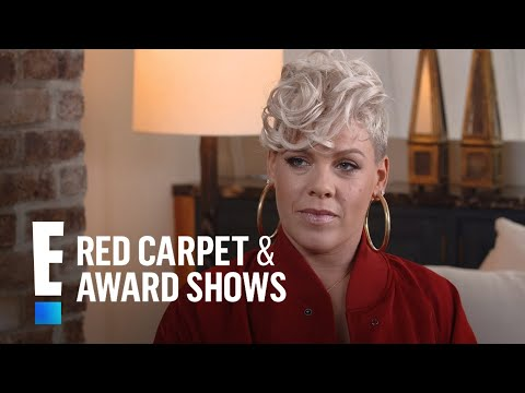 Pink Sees Silver Lining in Harvey Weinstein Sex Scandal   E! Live from the Red Carpet
