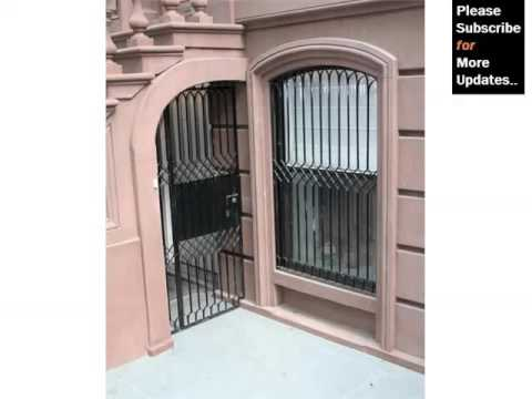 Decorative Window Bars | Decor Pictures Ideas - YouTube