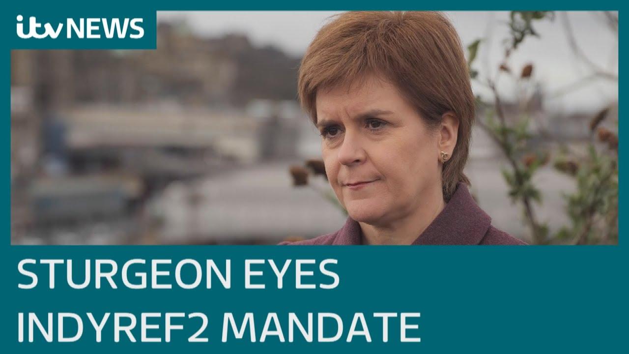 Scottish election 2021: Sturgeon says 'serious leadership' needed