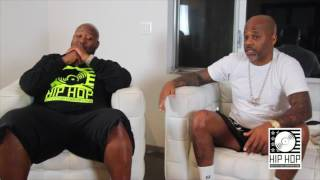 """Damon Dash """"The State Of Hip Hop (Real Estate)"""""""