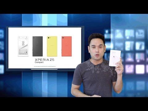 รีวิว Sony Xperia Z5 Compact : Bump UP iT