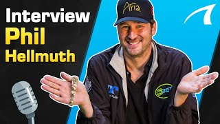CRUSHING Poker & Life with Phil HELLMUTH!