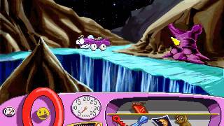 putt putt goes to the moon humongous entertainment 1993