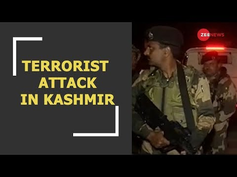 Terrorists attack BSF vehicle near Srinagar, 5 jawans injured