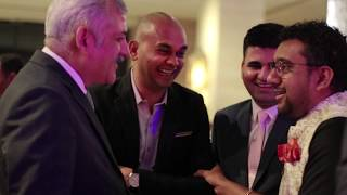 Launch of Kathmandu Marriott Hotel in Delhi