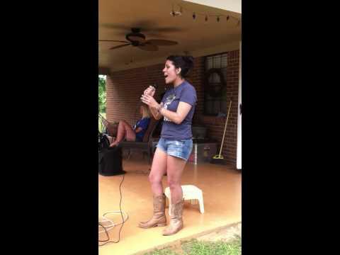Katie Karaoke- Killing Me Softly