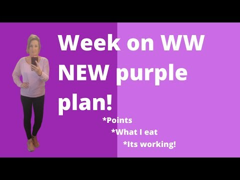 eating-on-ww-new-purple-plan-|-food-and-points
