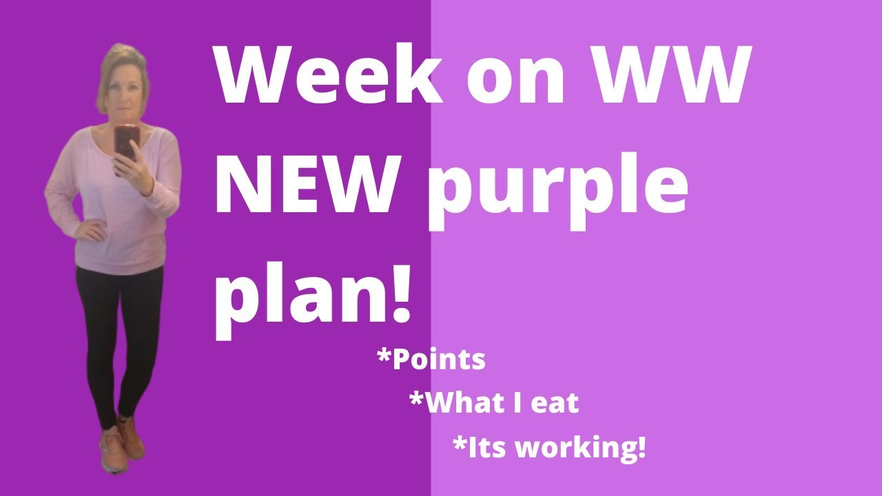 Weight Watchers Points List 2020 Pdf.Weight Watchers Purple Plan Everything You Need To Know