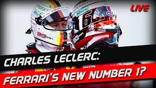 Charles Leclerc: Ferrari's New Number One?