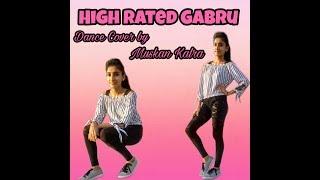 High Rated Gabru Guru Randhawa Dance Cover by Muskan