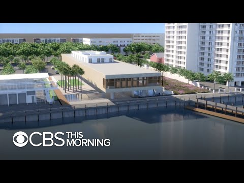 Construction On Charleston's African American Museum Underway