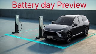 NIO battery day confirmed (Jan 9 2021) William Li & nomi helping to power vans to light it up