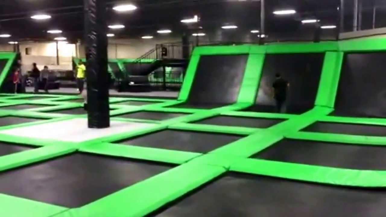 stratosphere trampoline park nj