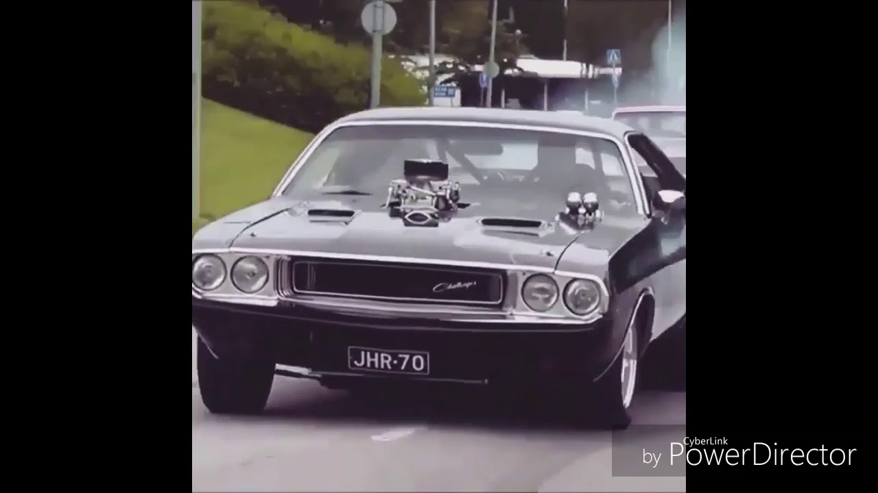 Old school muscle cars vs new school muscle cars - YouTube