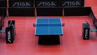 2019 European Para Table Tennis Championships - Day 1 | Table 1