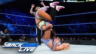 Carmella vs. Charlotte Flair: SmackDown LIVE, April 16, 2019