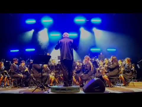 Concerto Banda POnte Rol Abertura