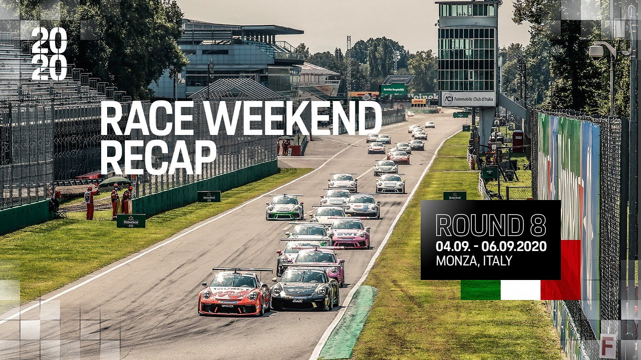 Race Weekend Recap Monza, Round 8, Porsche Mobil 1 Supercup 2020
