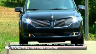 2014 Lincoln MKT Test Drive