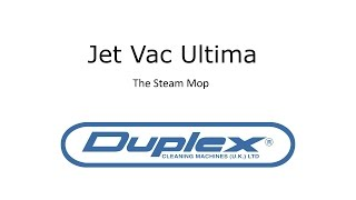 Duplex Steam Mop Steam Mop
