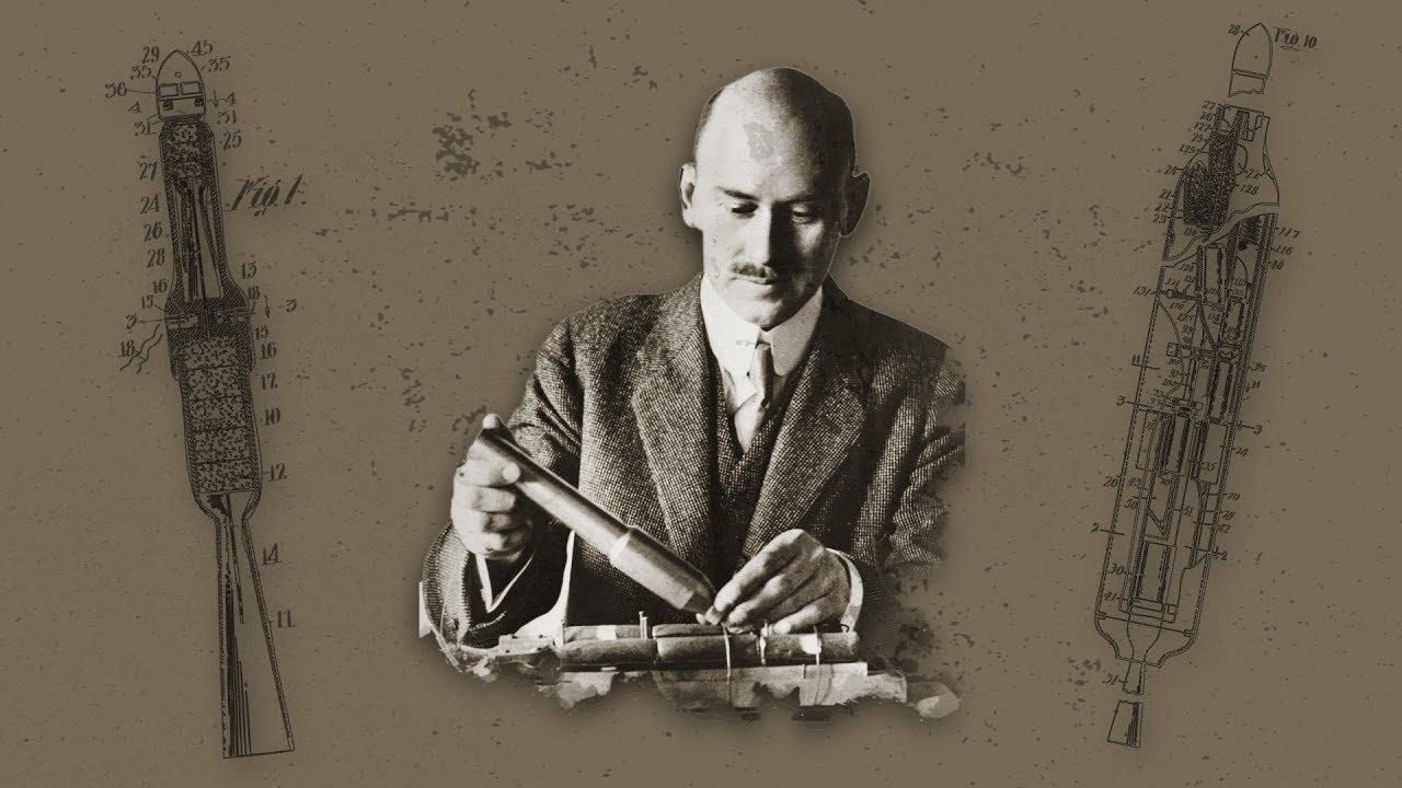 The first rocket scientist - Robert Goddard - YouTube