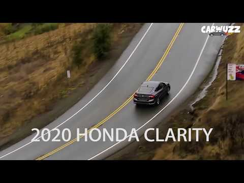 2020 Honda Clarity interior, color, Price and Release date