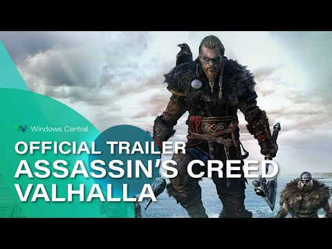 Assassin S Creed Valhalla On Xbox Series X Setting Gameplay