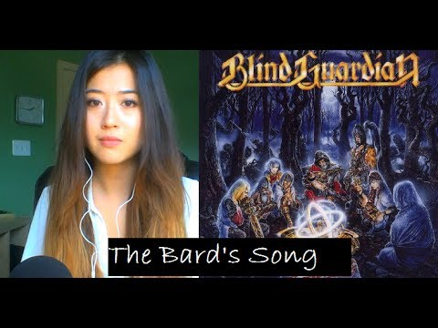 THE BARD'S SONG Chords - Blind Guardian | E-Chords