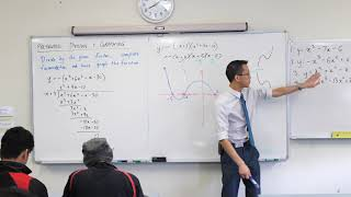 Polynomial Division & Graphing (3 of 3: Relating the intercepts & graph shape)