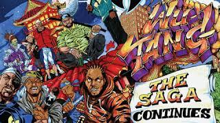 Wu Tang Clan  - The Saga Continues -   (ALBUM COMPLETO 2017)