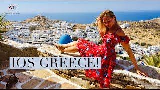 Ios, Greece Party Island! Farout Beach Club!! Vlog
