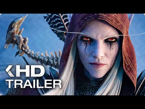 WORLD OF WARCRAFT: SHADOWLANDS Cinematic Trailer German Deutsch (2020)