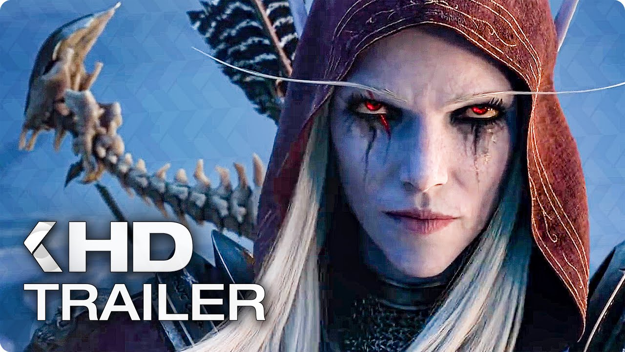 Warcraft Trailer German