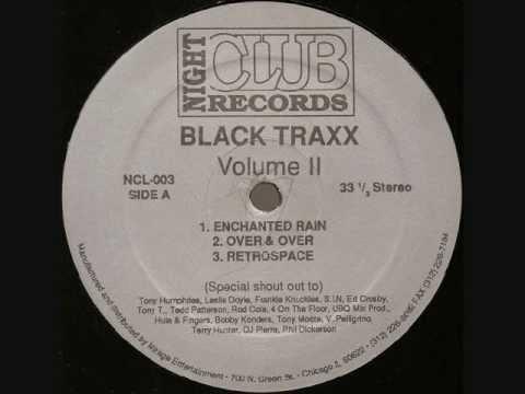 Black Traxx - Volume II - Enchanted Rain