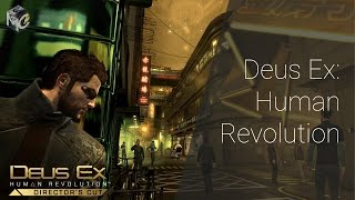 Обзор игры Deus Ex: Human Revolution (Director's cut)