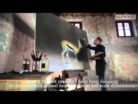 Marzio Tamer | Artista della Natura