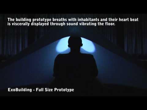 ExoBuilding - Breathing Life into Architecture