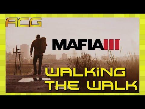 Mafia 3 Walking the Walk  - Tech, Art, Game Design Discussion