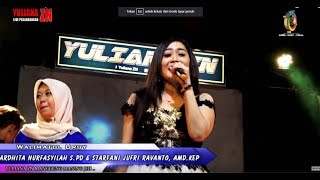 "Aja Damak Dumuk "" Yuliana ZN "" Yuliana ZN live Pekandangan Blok A , HD Video"