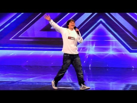 Luke Lucas's audition - The X Factor 2011 (Full Version)