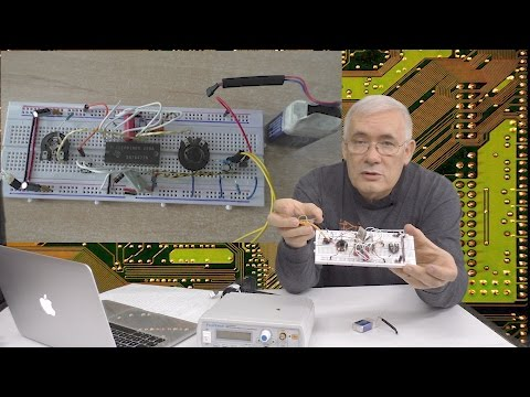 Plauderei am Donnerstag  30: Ein Signalgenerator und ein uralter Soundchip