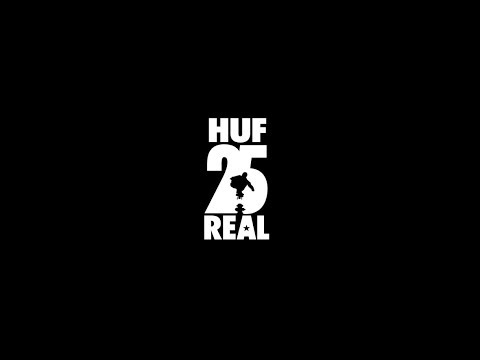 HUF x REAL SKATEBOARDS // 25 YEARS OF FALLING DOWN