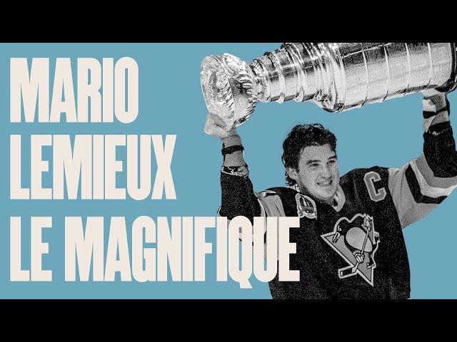 Mario Lemieux : une carrière éclatée   L'Histoire nous le dira # 168